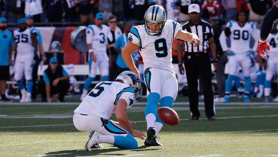 Panthers Re-Signing Graham Gano a Main Priority This Offseason  2c8420277