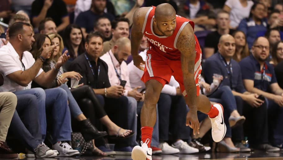 4727ef3792813f PJ Tucker Shares Funny Story About Michael Jordan Asking Him About His  Sneakers