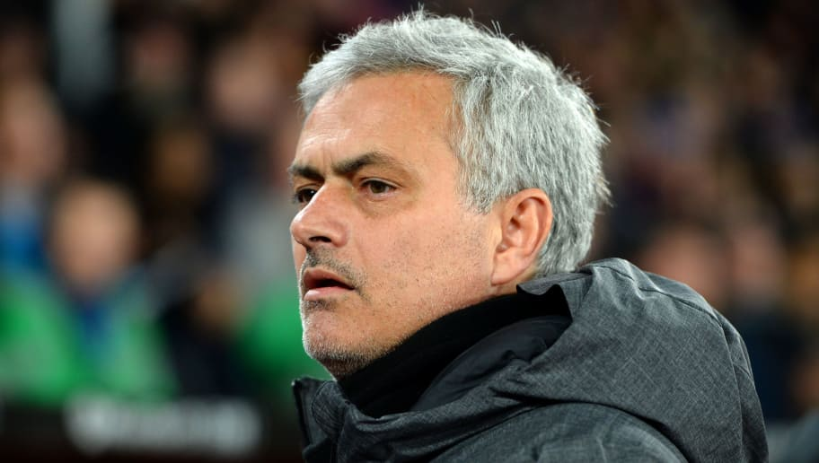 LONDON, ENGLAND - MARCH 05:  Jose Mourinho, Manager of Manchester United looks on during the Premier League match between Crystal Palace and Manchester United at Selhurst Park on March 5, 2018 in London, England.  (Photo by Tony Marshall/Getty Images)