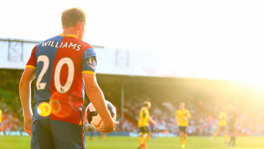 LONDON, ENGLAND - AUGUST 31:  Jonny Williams of Crystal Palace in action during the Barclays Premier League match between Crystal Palace and Sunderland at Selhurst Park on August 31, 2013 in London, England.  (Photo by Paul Gilham/Getty Images)