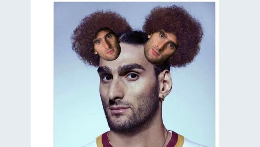 Twitter Explodes At Marouane Fellainis Leaked New Hairstyle Htmedia