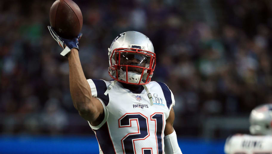 hot sale online 3fb31 3cf8f Titans Signing Former Patriots CB Malcolm Butler to Huge ...