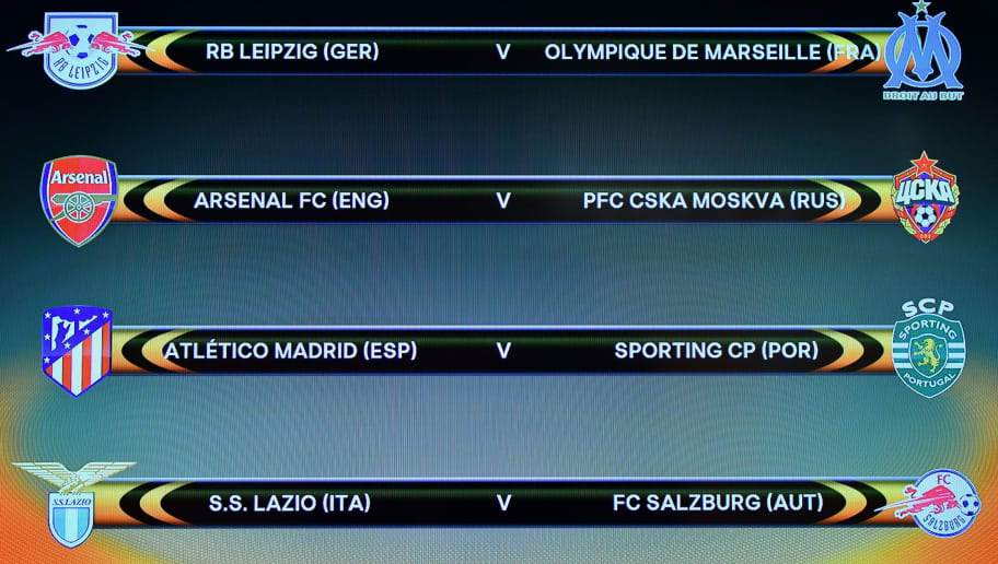 Europa League Twitter Reacts As Quarterfinal Fixtures Are Revealed