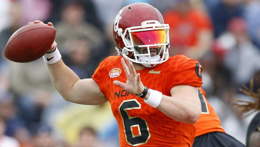 58ecccd8566 REPORT: Baker Mayfield Working Out for Browns and Jets This Week | 12up