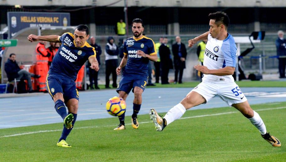 Kết quả hình ảnh cho Internazionale vs Hellas Verona preview
