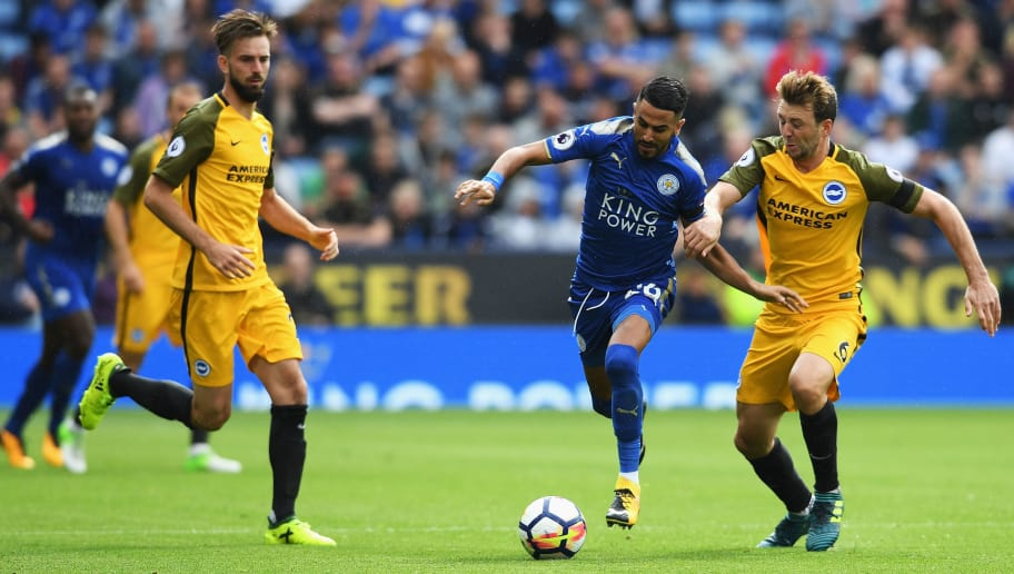 Kết quả hình ảnh cho Brighton & Hove Albion vs Leicester City preview
