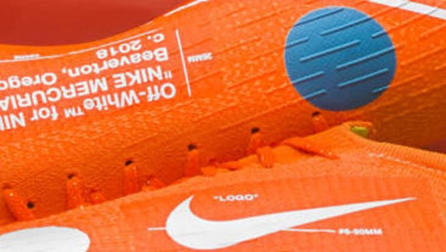 c85b7393130 Nike Launch Vibrant New  Mercurial Vapor 360 x Virgil Abloh  for Teen Star  Kylian Mbappe