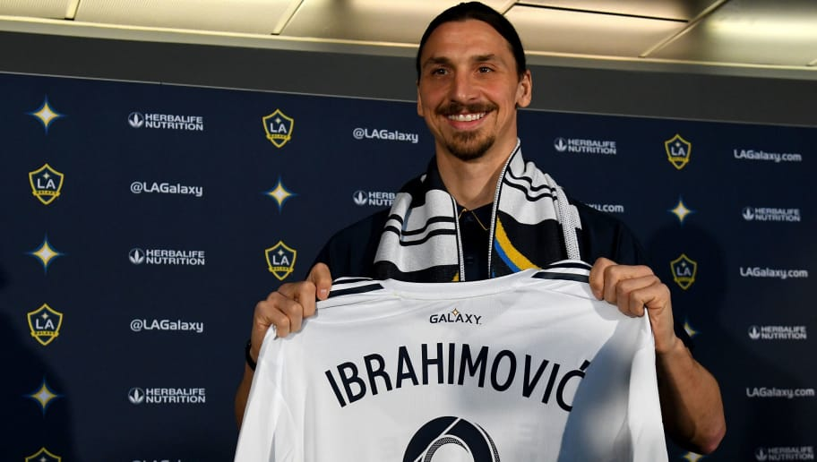 424a16d48 Zlatan Ibrahimovic Reveals He Almost Rejected Man Utd to Join LA ...