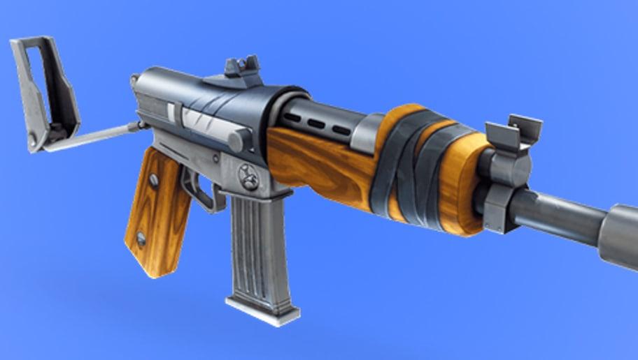 Fortnite Burst Fortnite Fan Creates Awesome Burst Rifle Weapon Concept Dbltap