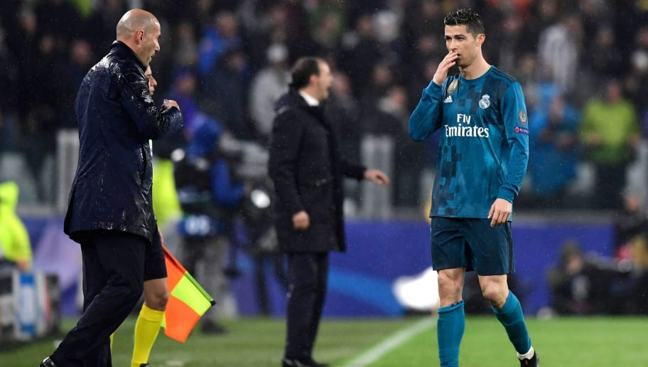 Zidane Hails Ronaldo Bicycle Kick As One Of The Best Goals In History After Real Destroy Juventus 90min