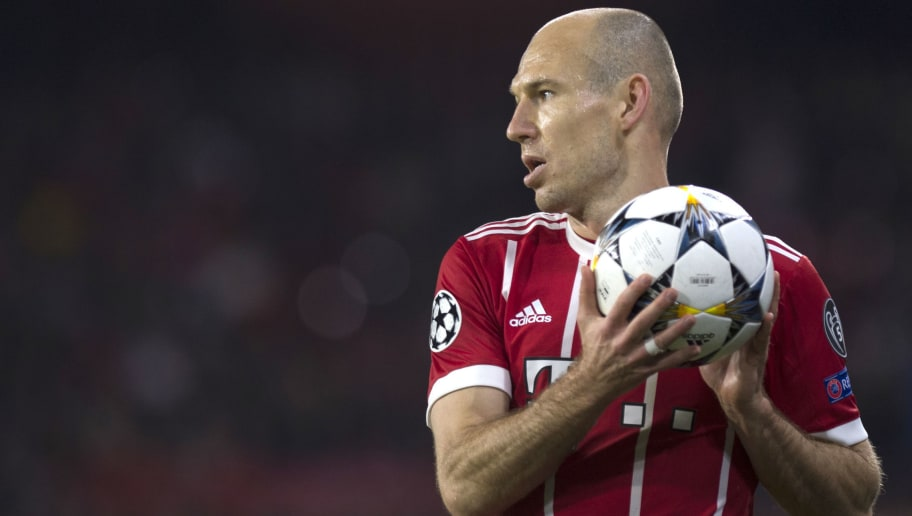 0df534c20 Arjen Robben Reveals How Close He Came to Joining Man Utd Ahead of 2004  Chelsea Switch