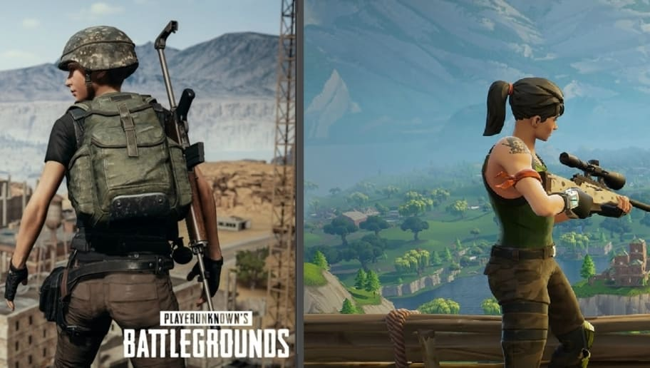 5 Biggest Differences Between Pubg And Fortnite Battle Royale Dbltap