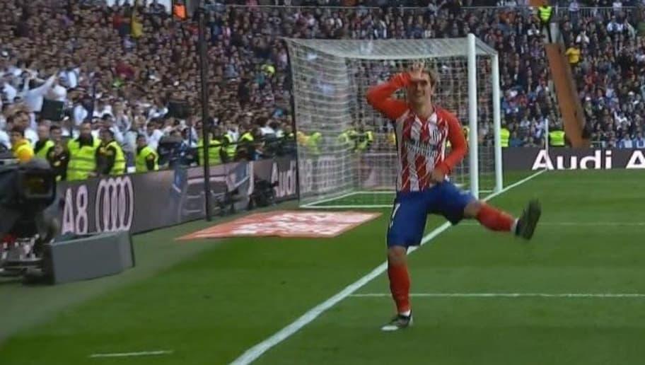Antoine Griezmann Does Fortnite Dance After Scoring Goal Dbltap