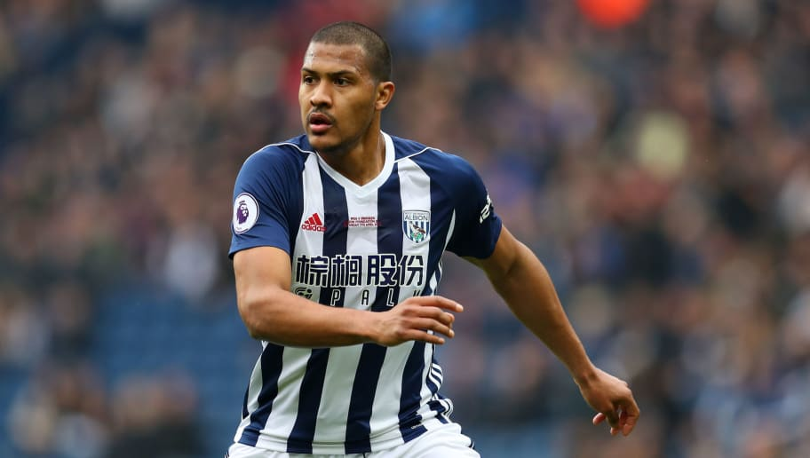 85c4373f6d17 Salomon Rondon s Relegation Release Clause Revealed With West Brom ...