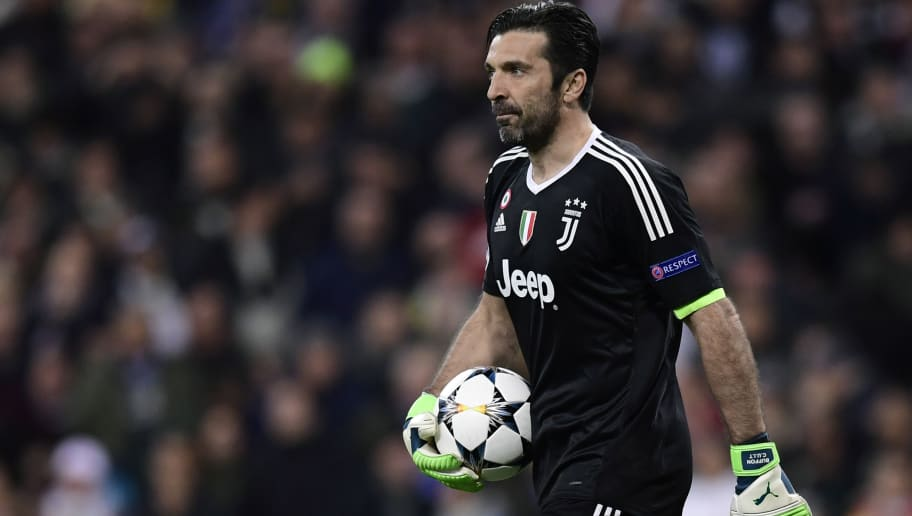 e3428788482 Gianluigi Buffon BLASTS Referee Michael Oliver After Getting Sent off  Against Real Madrid