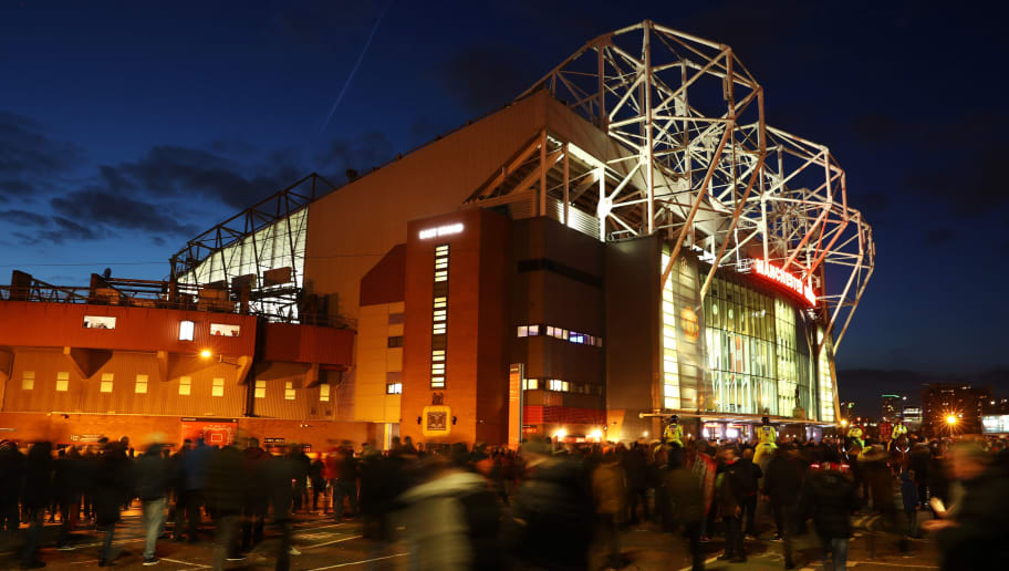 man utd stadium expansion hopes in doubt after club is told to find temporary new home 90min man utd stadium expansion hopes in