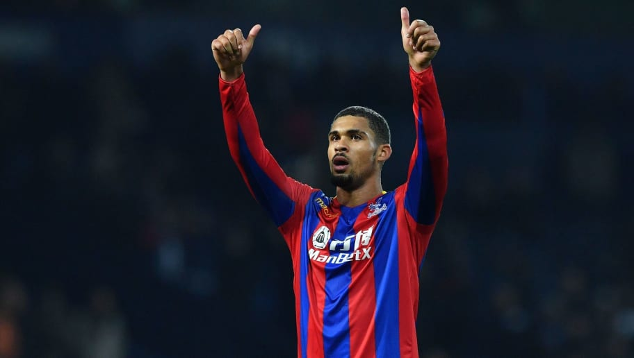 Crystal Palace's English midfielder Ruben Loftus-Cheek applauds the fans following the English Premier League football match between West Bromwich Albion and Crystal Palace at The Hawthorns stadium in West Bromwich, central England, on December 2, 2017.  The match ended in a draw at 0-0. / AFP PHOTO / Ben STANSALL / RESTRICTED TO EDITORIAL USE. No use with unauthorized audio, video, data, fixture lists, club/league logos or 'live' services. Online in-match use limited to 75 images, no video emulation. No use in betting, games or single club/league/player publications.  /         (Photo credit should read BEN STANSALL/AFP/Getty Images)
