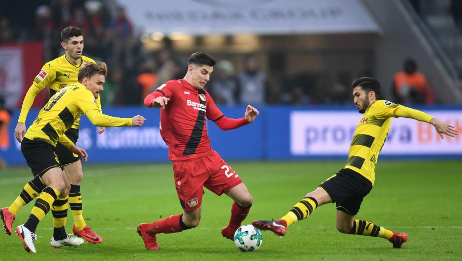 Borussia Dortmund Vs Leverkusen Preview Classic Encounter Key Battle Team News More Ht Media
