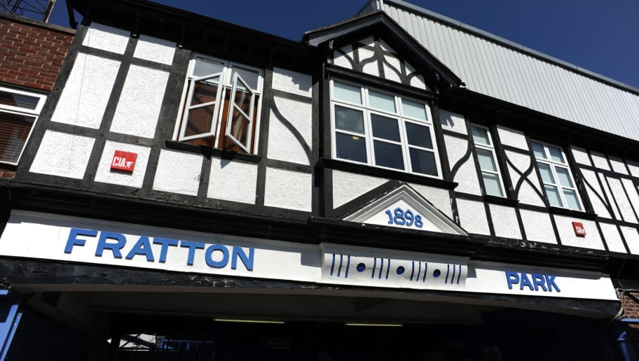PORTSMOUTH, ENGLAND - AUGUST 31: A General external view of Fratton Park before the Sky Bet League Two match between Portsmouth and Chesterfield at Fratton Park on August 31, 2013 in Portsmouth, England, (Photo by Steve Bardens/Getty Images)