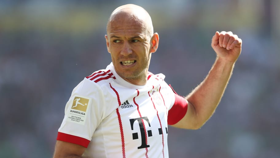 best authentic 2ec08 51b9c Arjen Robben Insists Real Madrid Can Be 'Vulnerable' As ...