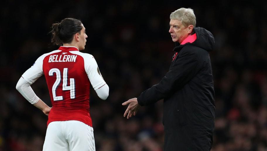 pretty nice 68507 7de82 VIDEO: Hector Bellerin Reveals Which Arsenal Shirt Number He ...