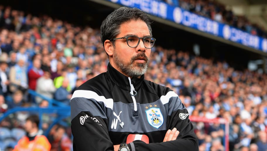 HUDDERSFIELD, ENGLAND - APRIL 14:  David Wagner, Manager of Huddersfield Town during the Premier League match between Huddersfield Town and Watford at John Smith's Stadium on April 14, 2018 in Huddersfield, England.  (Photo by Tony Marshall/Getty Images)