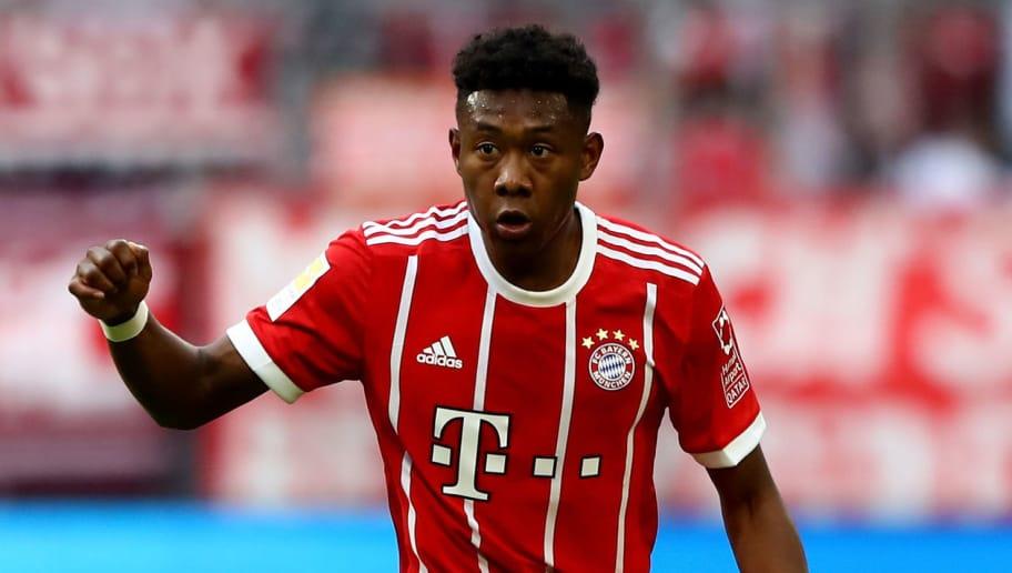Fc Bayern München David Alaba Kehrt Ins Teamtraining Zurück 90min