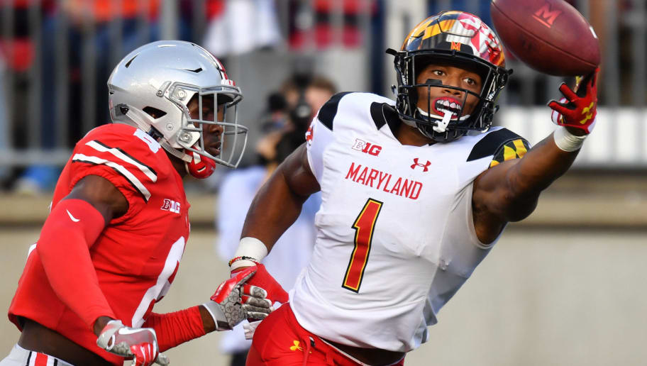 efb4455ba Panthers Select WR DJ Moore With 24th Pick in the 2018 NFL Draft