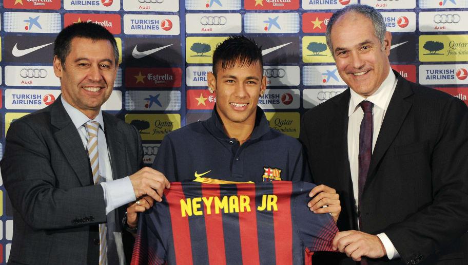 FC Barcelone: Le président Bartomeu a fait son choix entre Dembélé et Neymar