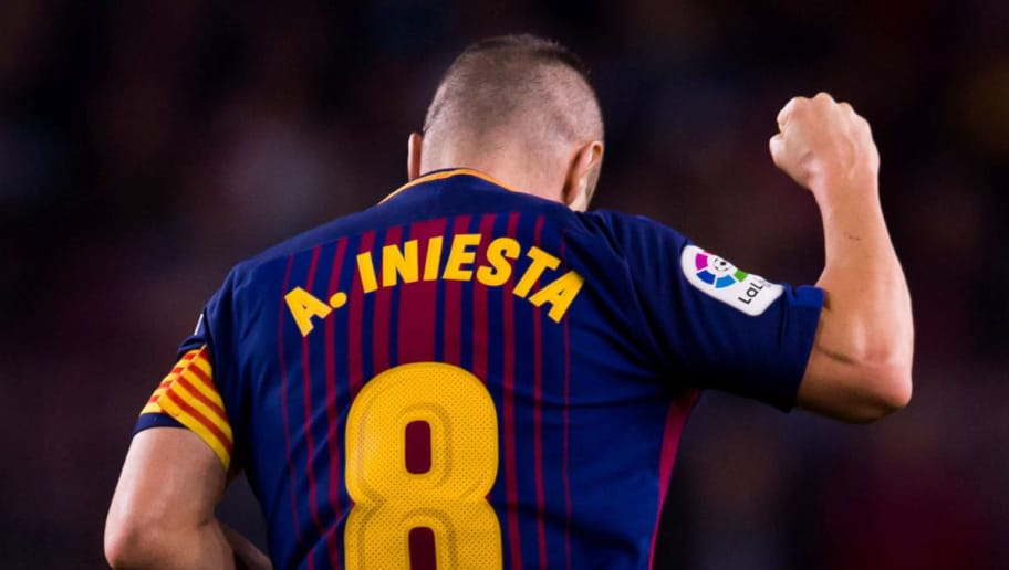 The 8 Greatest Moments of Andres Iniesta s Career As Barcelona Icon ... eba7e2382