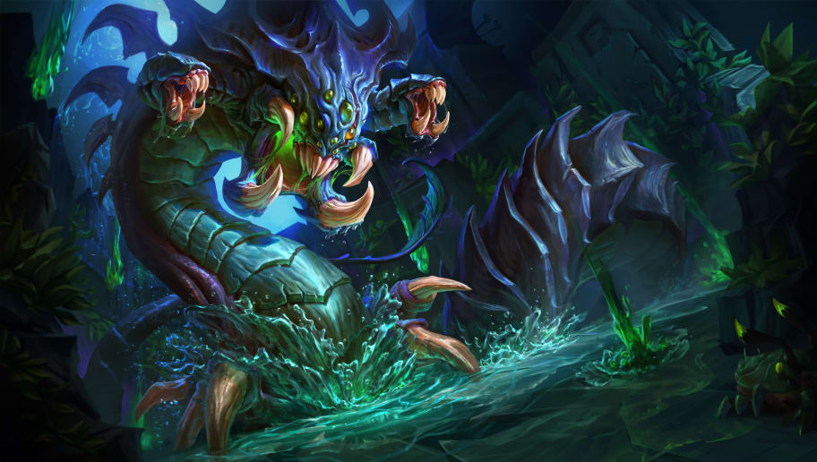 League of Legends Patch 8 9 Will Feature Baron and Rift Herald