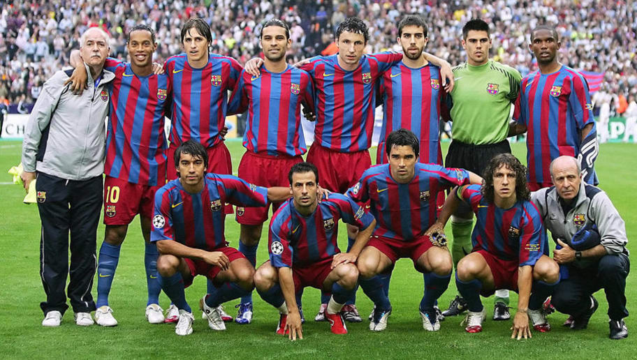 Where Are They Now? Barcelona's La Liga and Champions League