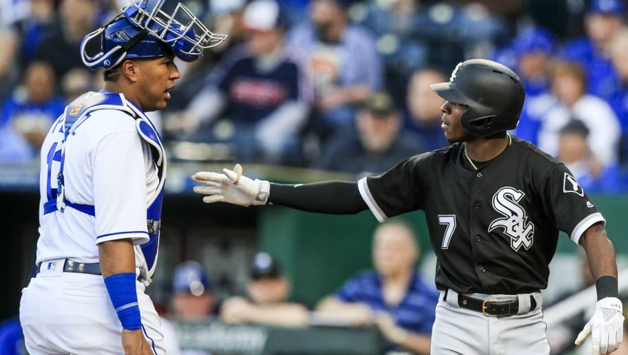Peachy Salvador Perez Rips Tim Anderson After Benches Clearing Onthecornerstone Fun Painted Chair Ideas Images Onthecornerstoneorg
