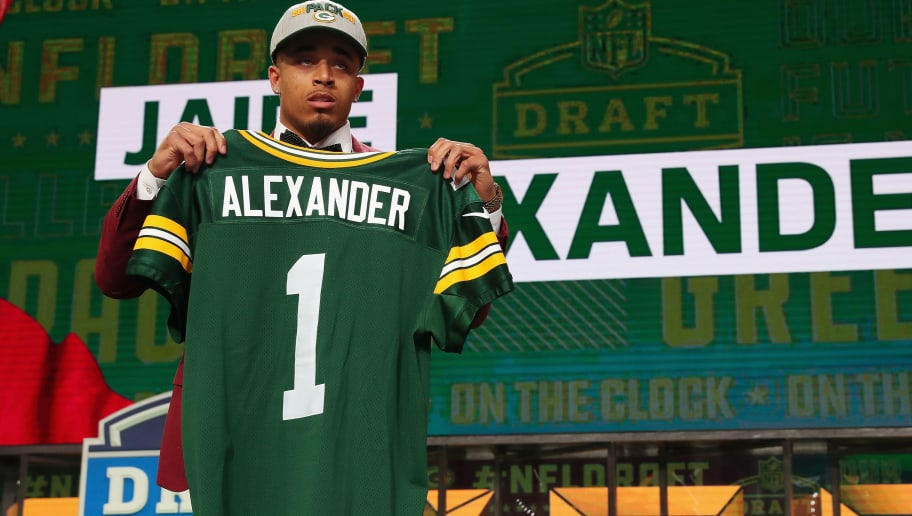 promo code 97322 435f6 Here's the Full Rundown of Packers Rookies' Jersey Numbers ...