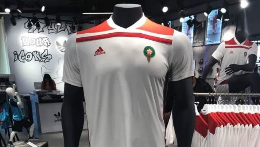 4b5d2b5ab Final Kits for all 32 Countries at the FIFA World Cup This Year in ...