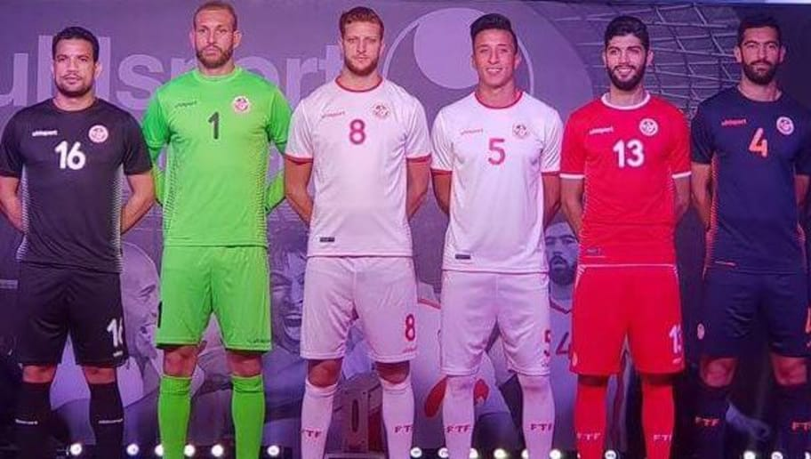 833a82825f0 Final Kits for all 32 Countries at the FIFA World Cup This Year in ...