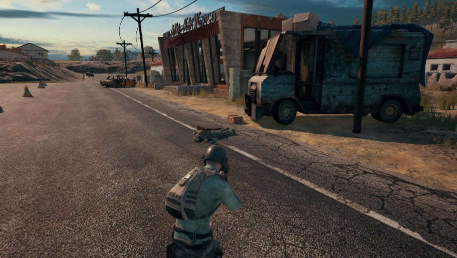 Pubg Corp Has No Plans For Shooting Range On Pc Or Xbox Versions