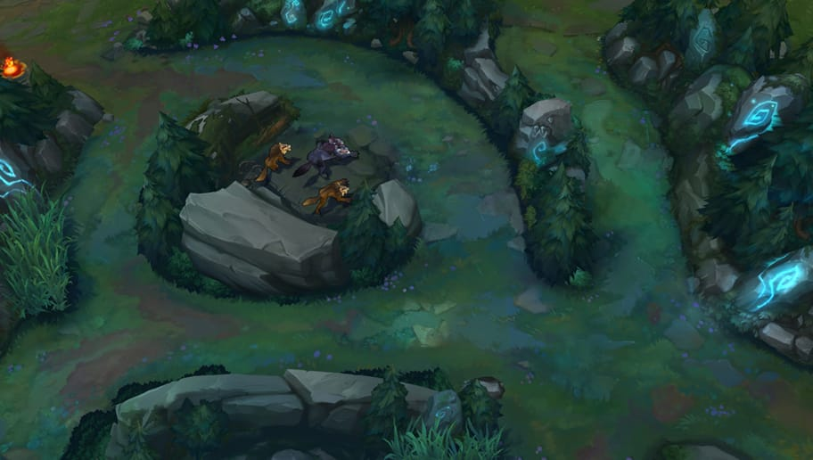 Riot Games Plans To Change The Jungle Again And Reduce Scuttle Crab Priority In League Of Legends Dbltap
