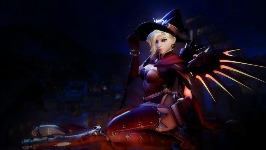 Overwatch Fan Creates Amazing Witch Mercy Cosplay Dbltap