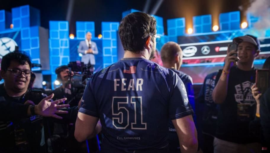 Evil Geniuses Releases Fear From Dota 2 Roster | dbltap
