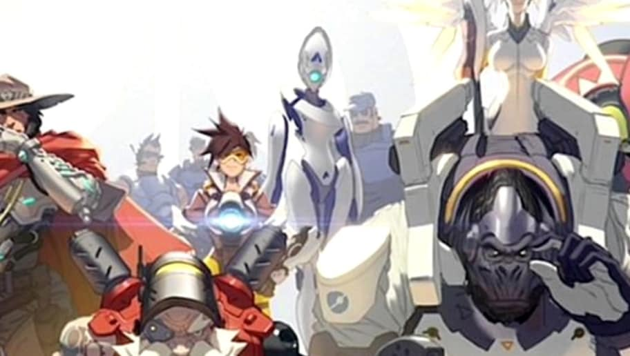 Athena Could Be Overwatch Hero 28   dbltap