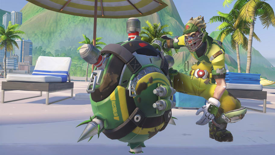 Junkrat Voice Actor Chris Parson Says He Did Not Expect