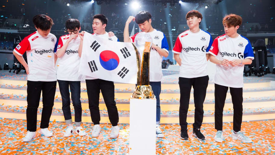 Overwatch World Cup 2021 South Korea