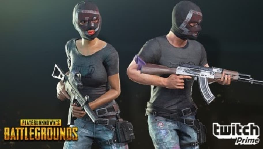 Twitch Prime Members to Get Free PUBG Loot Thanks to Amazon