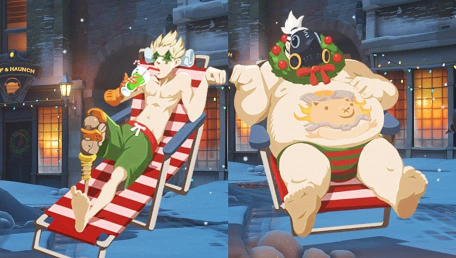 Overwatch Christmas 2019 Skins.5 Overwatch Summer Games Skin Ideas Dbltap