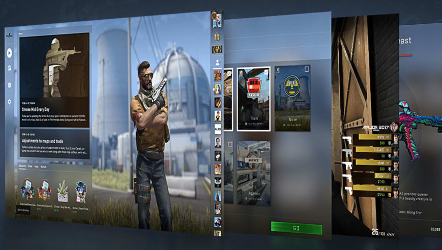 Valve Releases CS:GO Panorama UI to Live Servers | dbltap