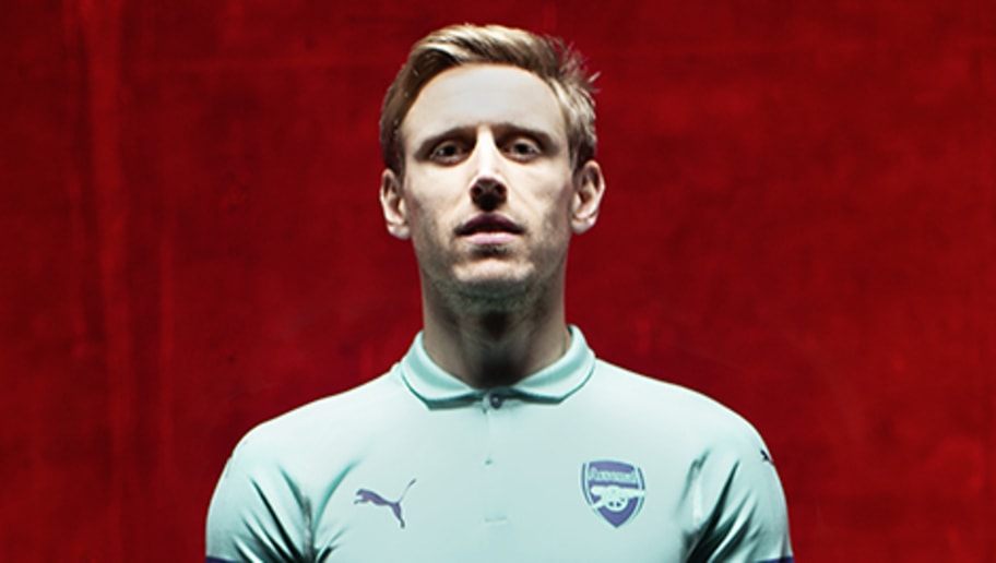 official photos 509b3 0255c Arsenal Launch New Puma Third Kit With Subtle Nod to History ...