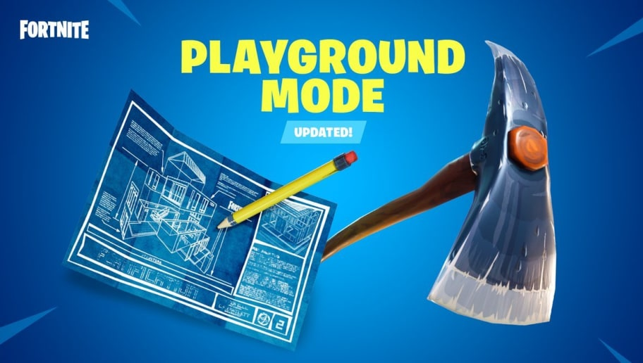 Fortnite Fan Creates Concept For Playground Mode Maps To Be Saved