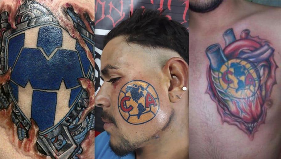 Locura Los Tatuajes Más Exóticos Que Se Han Hecho Aficionados Del