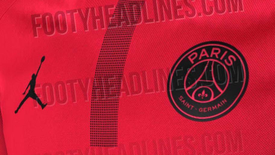 FUITE : Les maillots Jordan des gardiens du PSG révélés | 90min
